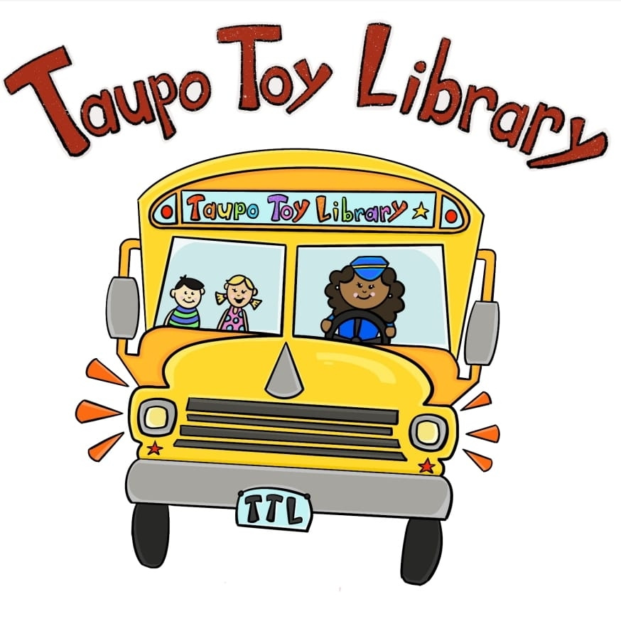 Taupo Toy Library Logo