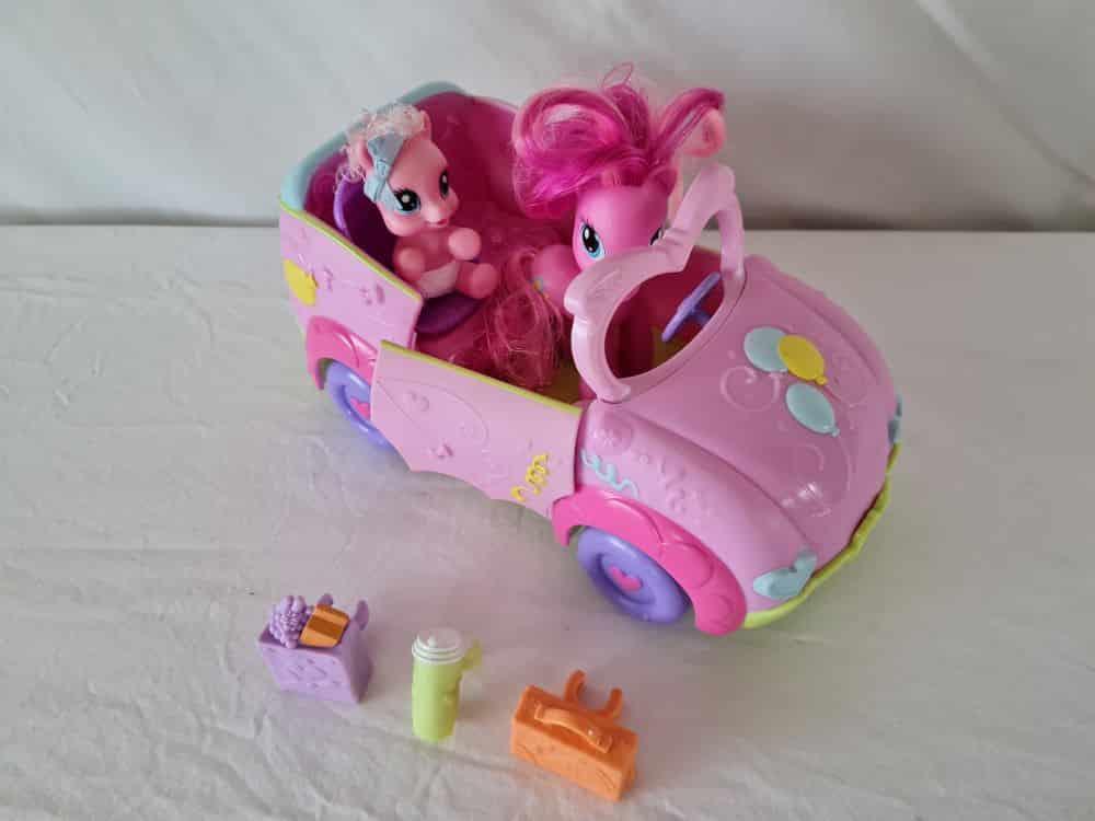 My Little Pony Family Car photo